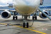 Private Jet — Stock Photo