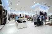 Interior del centro comercial — Foto de Stock