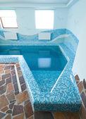 Interior of a swimming pool — Stock Photo