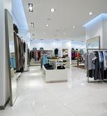 ショッピング モールの内部 — ストック写真