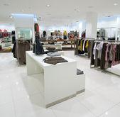 Interior do centro comercial — Foto Stock