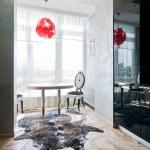 Fragment of modern kitchen interior — Stock Photo #41715737