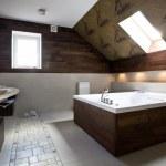 New modern bathroom interior — Stock Photo #41716143
