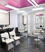 Beauty salon interior — Stock Photo