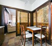 Yeni mutfak iç — Stok fotoğraf