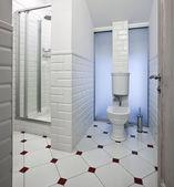 Domestic room interior — Stock Photo