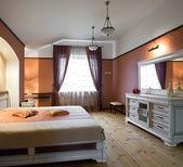 Beautiful bedroom interior  — Stock Photo