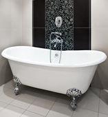 Luksusowa łazienka — Zdjęcie stockowe