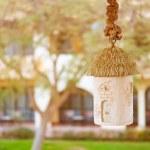 Resort in Greece — Stock Photo