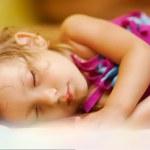 Kid sleeps — Stock Photo #2588402
