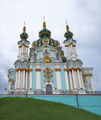 St. Andrew Orthodox Church — Стоковое фото