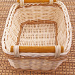 Wicker basket — Stock Photo #27954931