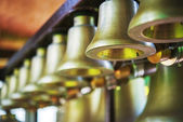 Bronze bells — Stock Photo