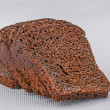 Whole-grain rye bread — Stock Photo
