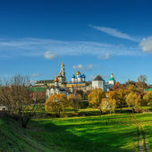 Trinity Sergius Lavra — Stock Photo