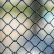 Metal grid — Foto de stock #31489759