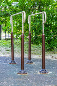 Parallel bars — Stock Photo