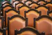 Antique chairs — Stock Photo