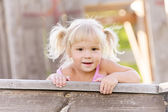 Little girl — Foto Stock