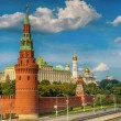 Moscow Kremlin in Russia — Stock Photo #49999979