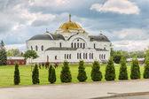 Garrison St. Nicholas Church in Brest — Stock Photo