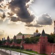 Moscow Kremlin in Russia — Stock Photo #50294557