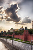 Moscow Kremlin in Russia — Stock Photo