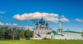 Suzdal. Nativity Cathedral — Stock Photo