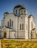Holy cross cathedral — Stockfoto