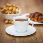 Breakfast on table — Stock Photo #51143111