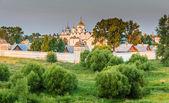 Pokrovsky Monastery in Suzdal — Stock Photo