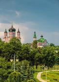 St. Panteleimon Cathedral (Kiev) — Stock Photo