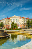 Dvina Hotel, Polotsk — Stock Photo