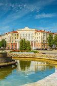 Dvina Hotel, Polotsk — Stock Photo