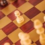 Chess game — Stock Photo #51395785