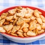 Many heart shape cookies — Stock Photo #51407523