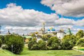 Piously-Troitsk of Laurels — Stock Photo