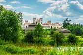 Kosava castle — Stock Photo