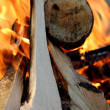 Fire closeup — Stock Photo #12620252