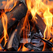 Fire closeup — Stock Photo #15565391