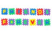 Vrienden voor altijd — Stockfoto
