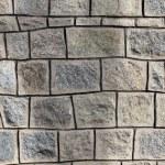 Stone wall facade — Stock Photo
