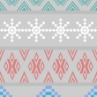 Royalty-Free Stock Vector Image: Beautiful background,  knitted ornament