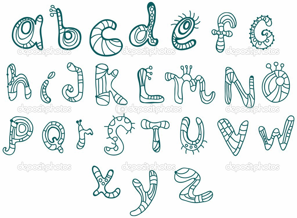 how to write in cool fonts