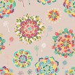 Seamless floral pattern — Stock Vector #41855127