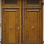 Постер, плакат: Old Doors