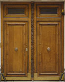Staré dveře — Stock fotografie