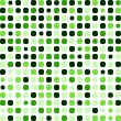 Green mosaic VECTOR - Stock Vector