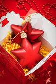 クリスマスの星 — ストック写真