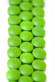 Green peels — Stock Photo